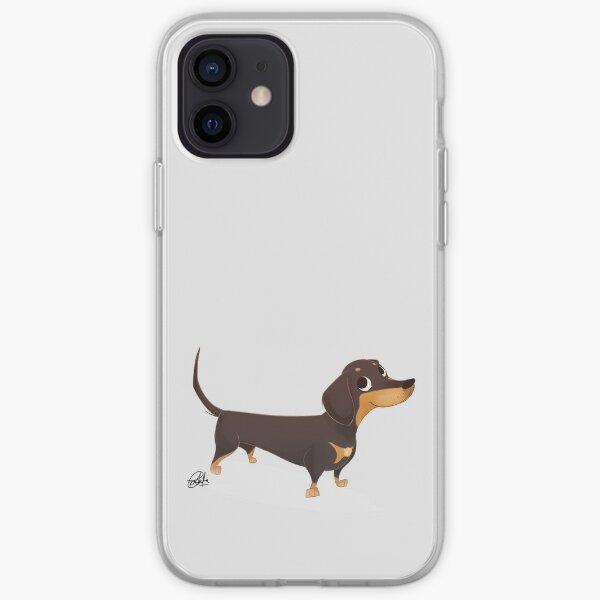 Dachshund iPhone Soft Case