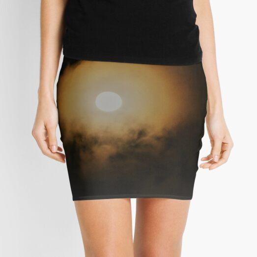 Spooky moon Mini Skirt