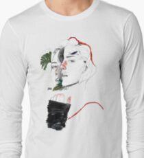 CELLULAR DIVISION II by elena garnu Long Sleeve T-Shirt