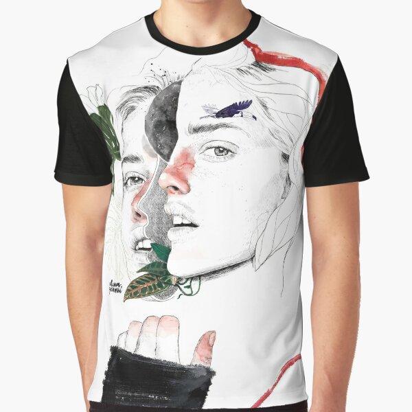 CELLULAR DIVISION II by elena garnu Graphic T-Shirt