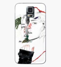 CELLULAR DIVISION II by elena garnu Case/Skin for Samsung Galaxy