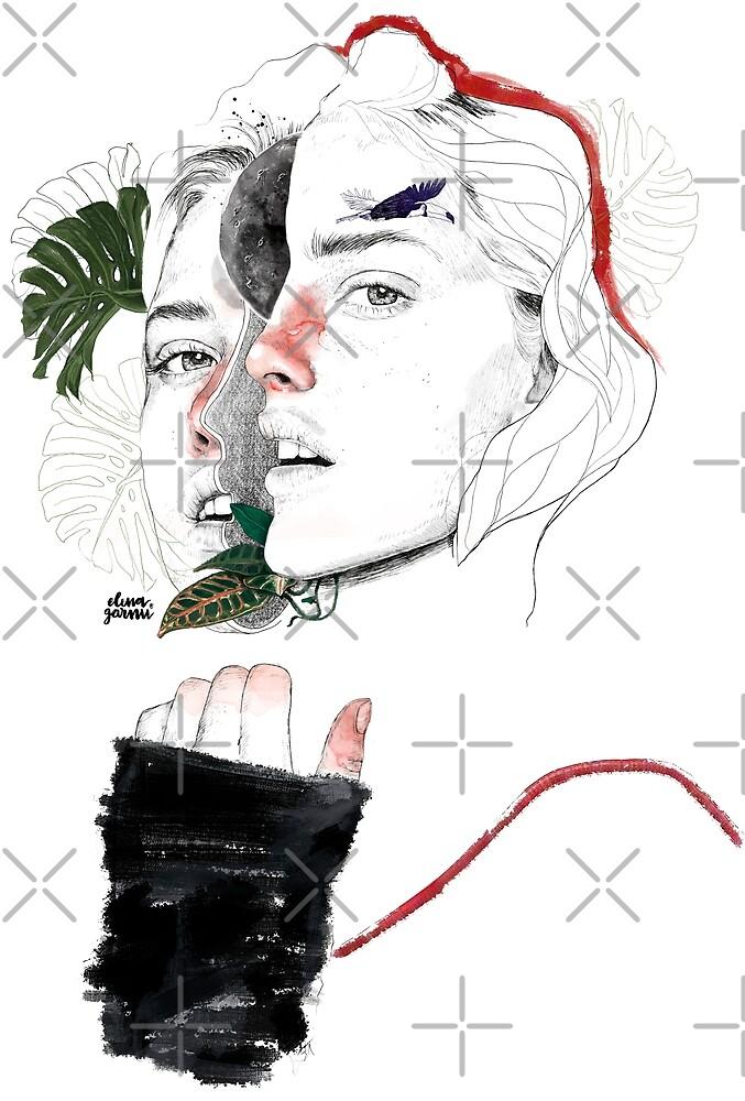 CELLULAR DIVISION II by elena garnu by Elena Garnu