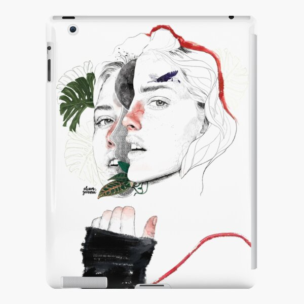 CELLULAR DIVISION II by elena garnu iPad Snap Case
