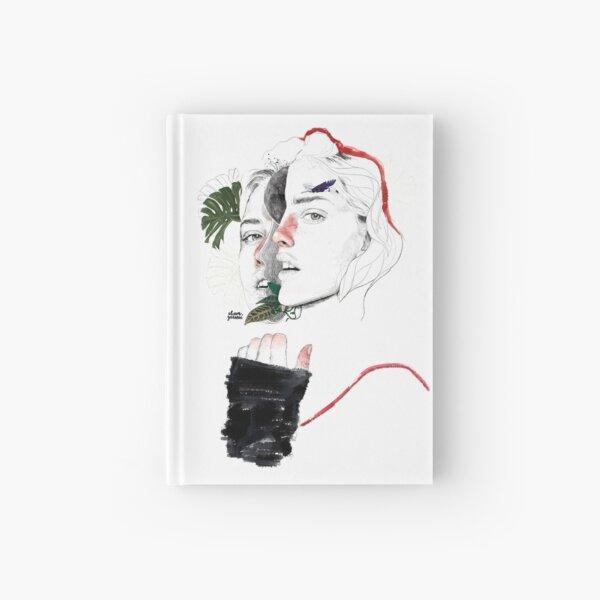CELLULAR DIVISION II by elena garnu Hardcover Journal