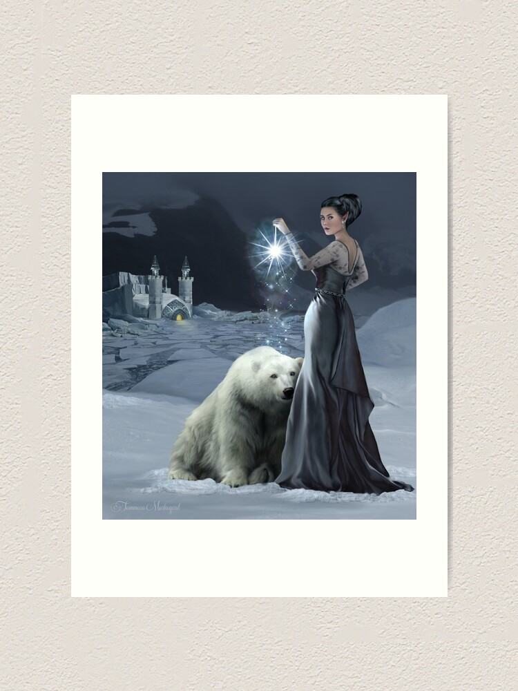 Alternate view of Keepers of the North Art Print