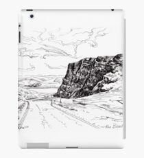 The bealach. pen & ink iPad Case/Skin