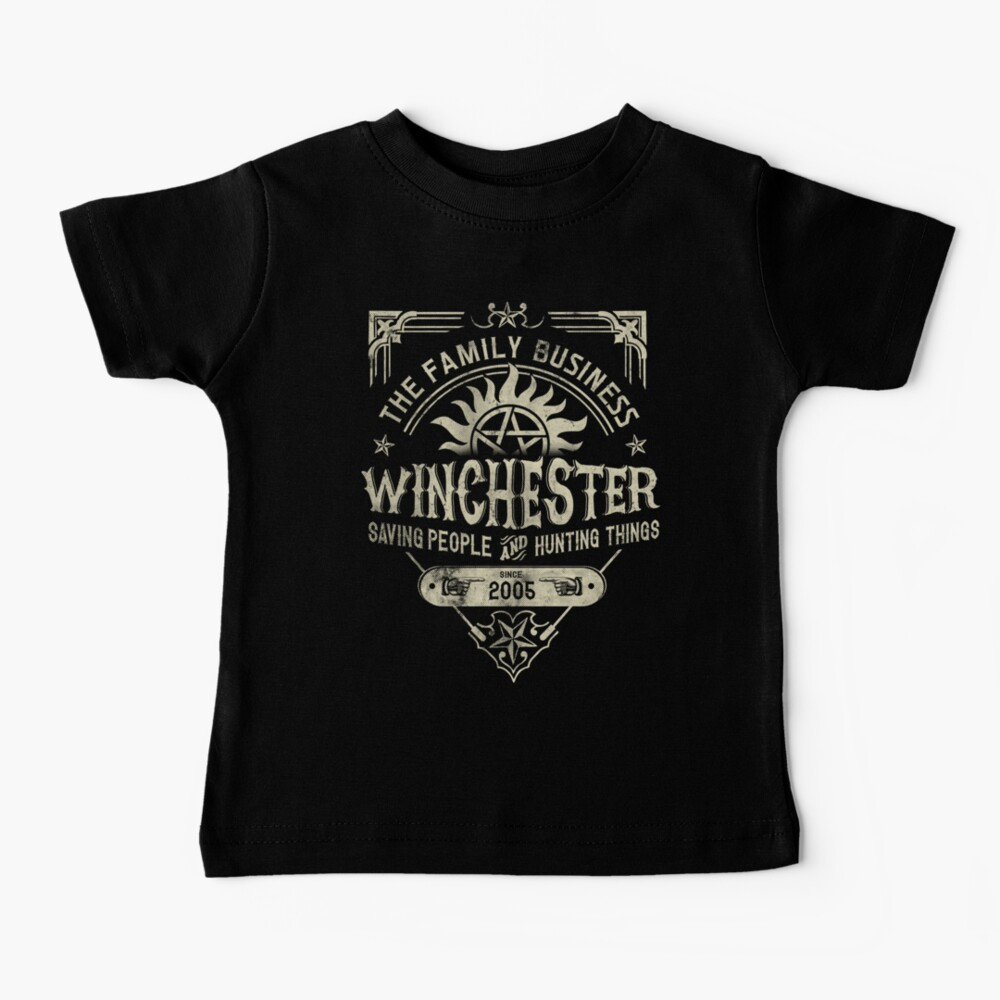 A Very Winchester Business Baby T-Shirt