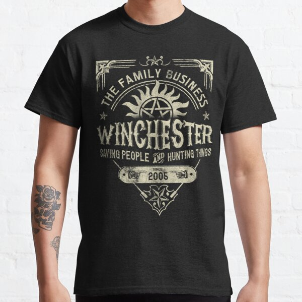 A Very Winchester Business Classic T-Shirt