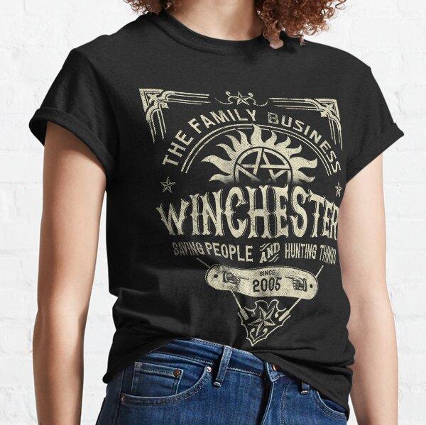 Un negocio muy Winchester Camiseta clásica