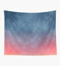 Abstract Borealis Sky Art Wall Tapestry