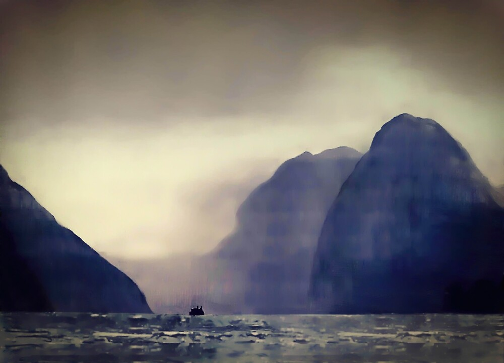 Milford Sound  by Albert