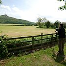 Roseberry Topping 8 and the Unknown Photographer by dougie1