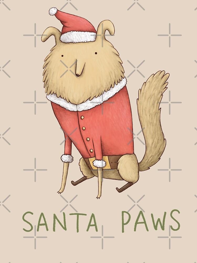 Santa Paws by SophieCorrigan