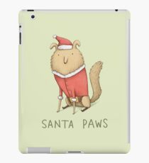 Santa Paws iPad Case/Skin