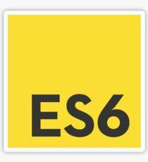ES6 Sticker