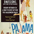 nocturnal emissions - pajama party by 1073