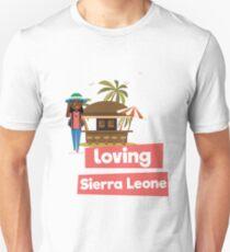 Tour Sierra Leone v2 T-Shirt