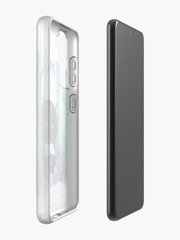 Alternate view of A Quiet Spot Case & Skin for Samsung Galaxy