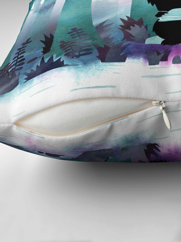 Alternate view of A Quiet Spot Floor Pillow