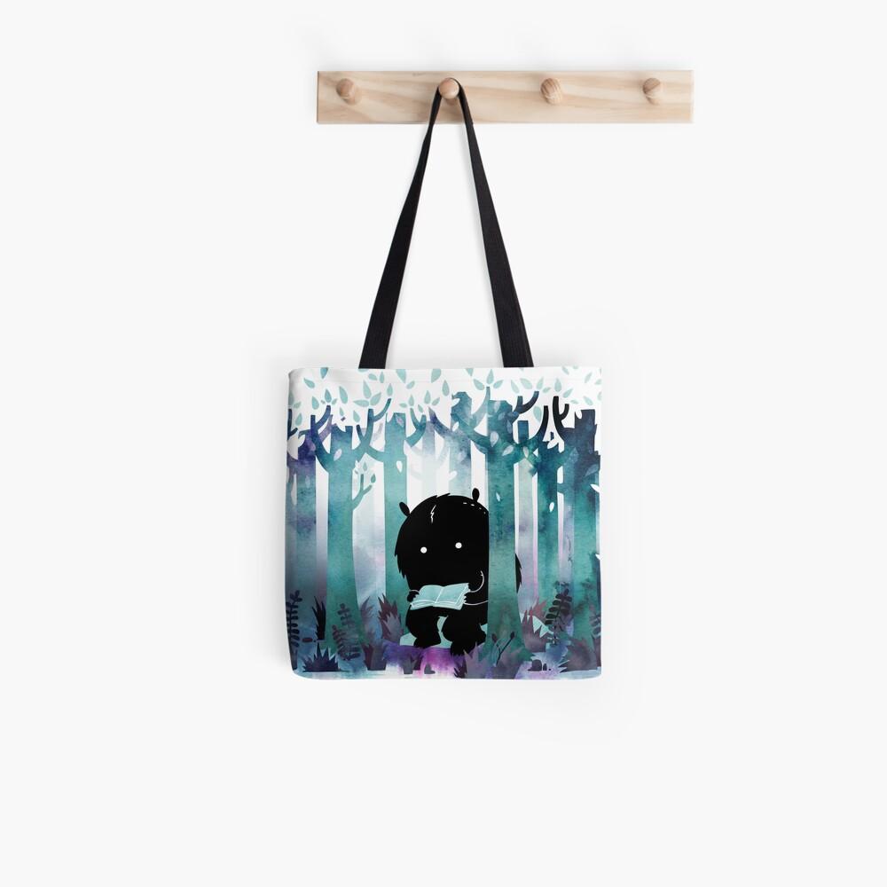 A Quiet Spot Tote Bag