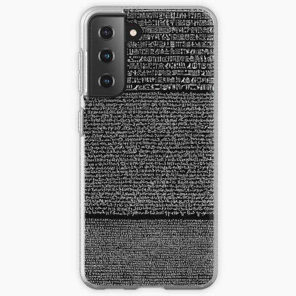 Rosetta Stone Samsung Galaxy Soft Case