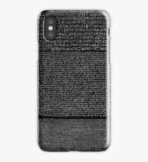 Rosetta Stone iPhone Case