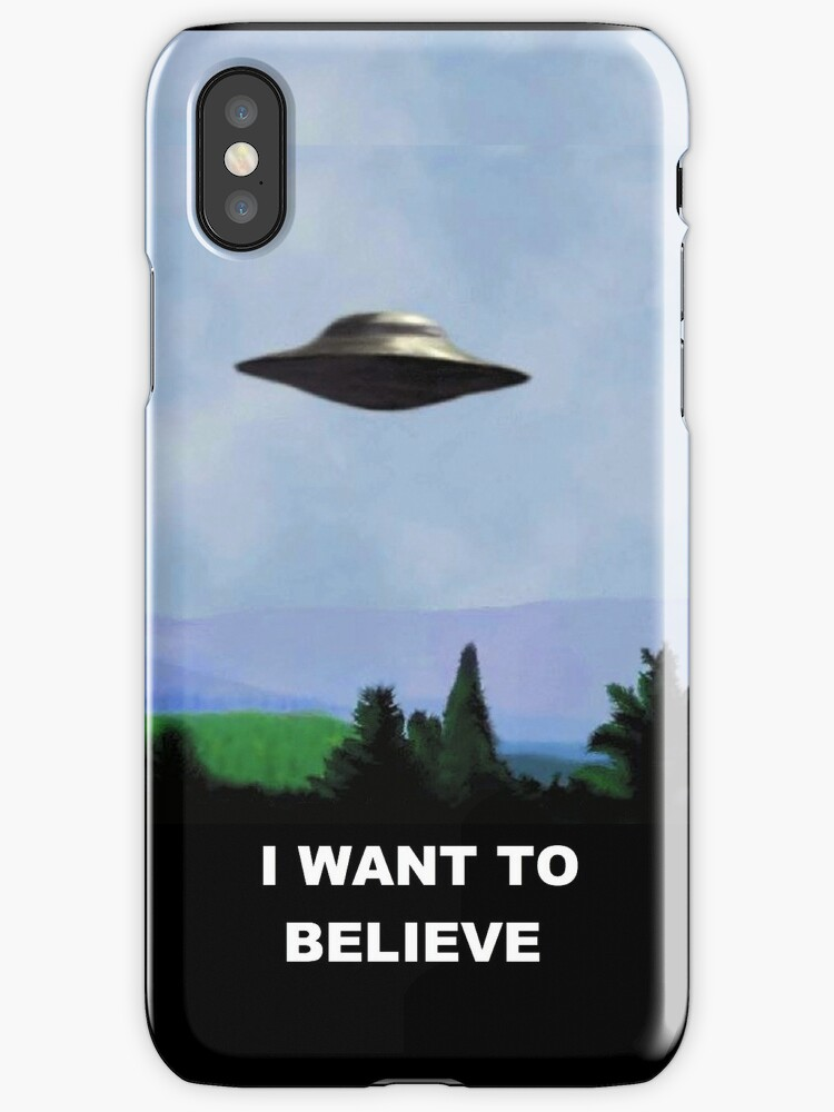 I WANT TO BELIEVE by Ommik