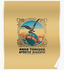 Fernet Branca Poster
