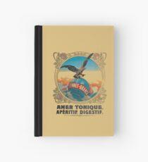 Fernet Branca Hardcover Journal