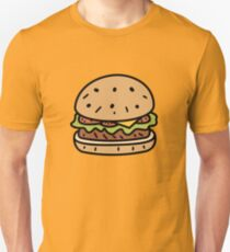 Camiseta unisex BURGUER