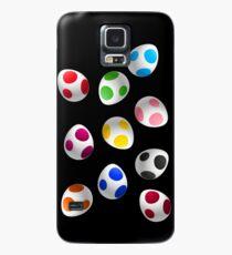 Yoshi eggs Case/Skin for Samsung Galaxy