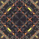 Tech Swarming Chaos by Conundrum Arts