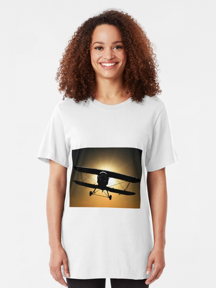 Alternate view of The Black Baron Slim Fit T-Shirt