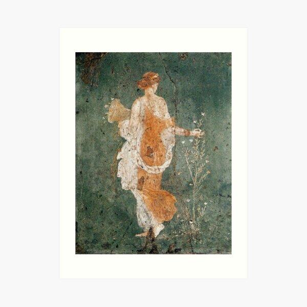 Pompeii, Primavera (Spring) Art Print