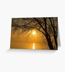Rise and Shine, it's Going to be a Beautiful Day Greeting Card