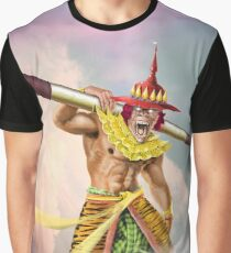 The Monkey King Graphic T-Shirt