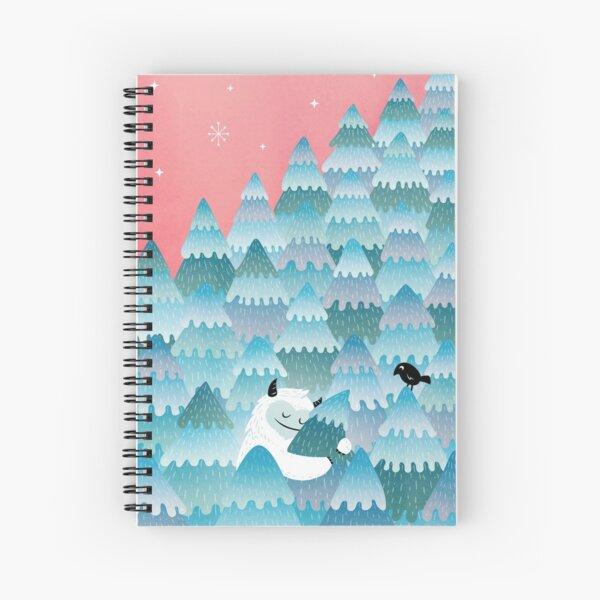 Tree Hugger Spiral Notebook