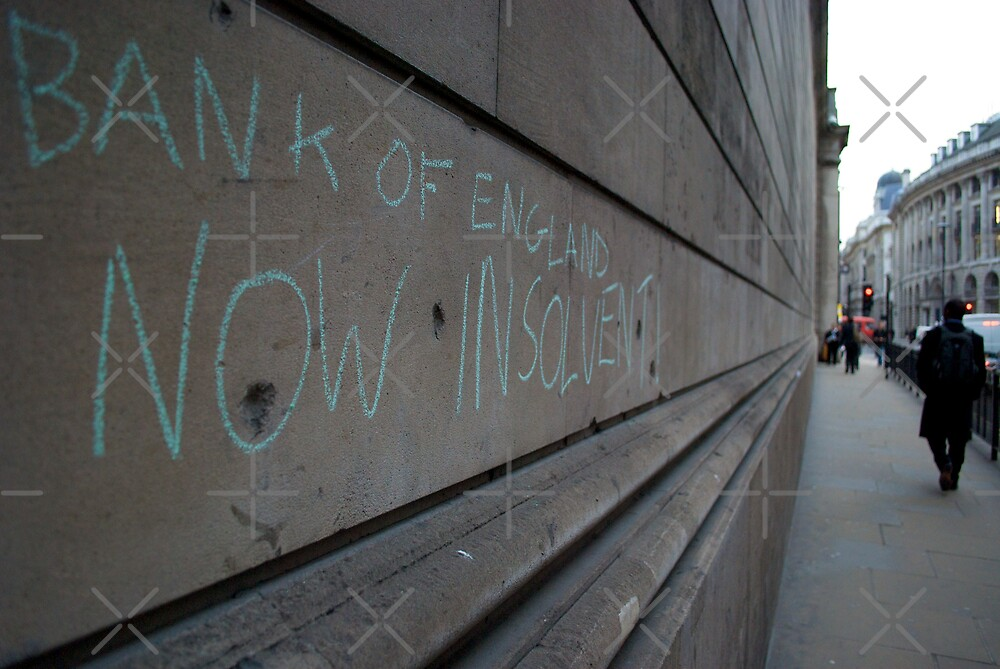 Bank of England by Umbra101