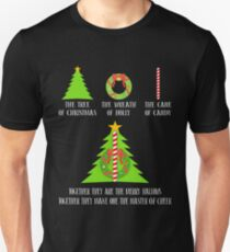 The Tree Of Christmas Merry Hallows One Of Master Of Cheer T-Shirt Sweatshirt & Hoodie T-Shirt
