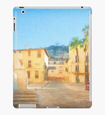 Spanish Plaza iPad Case/Skin