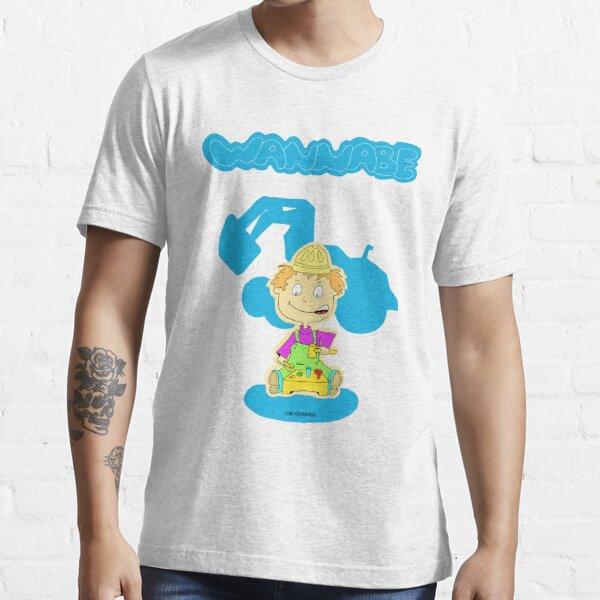 wannabe builder Essential T-Shirt