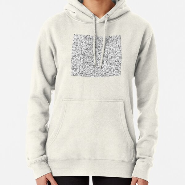 Up in the Clouds Pullover Hoodie