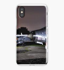 Lightning and Shackleton iPhone Case/Skin