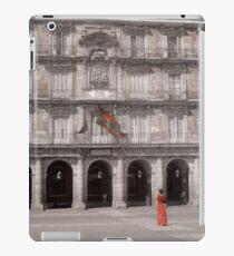 Plaza Mayor iPad Case/Skin