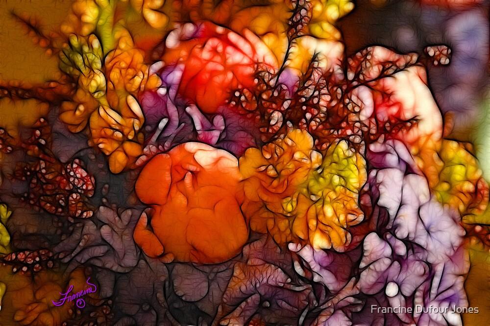 Wedding Bouquet Series #2 by Francine Dufour Jones
