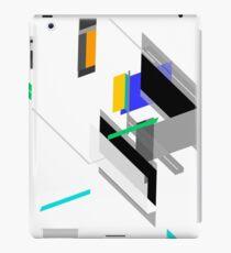 Modular Deconstruction iPad Case/Skin