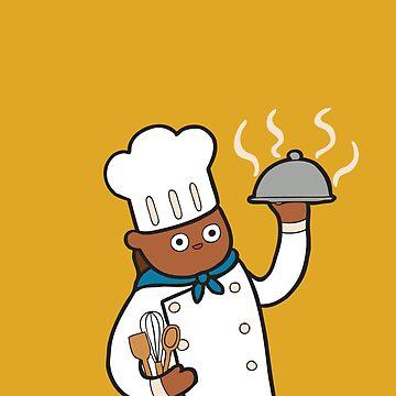 Wenn ich groß bin, möchte ich Koch werden von evannave