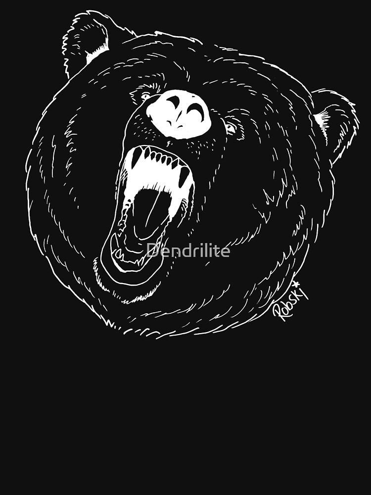 Bear Roar... by RobskiArt