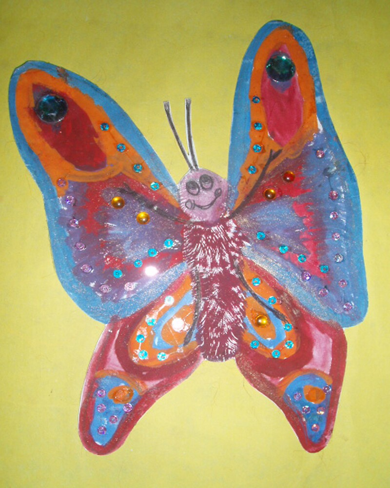 BUTTERFLY by Perveen Liza