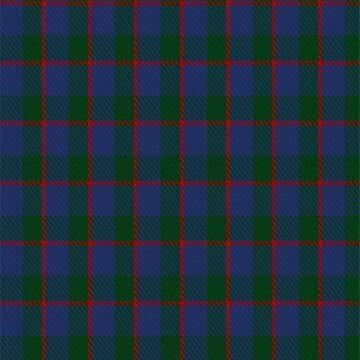 00037 Ferguson Clan/Family Tartan by Detnecs2013